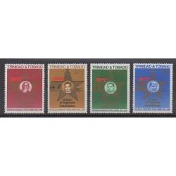 Trinidad and Tobago - 1988 - Nb 594/597