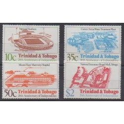 Trinidad and Tobago - 1982 - Nb 465/468