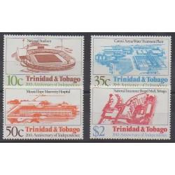 Trinité et Tobago - 1982 - No 465/468