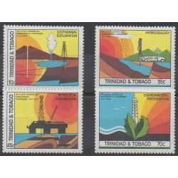 Trinité et Tobago - 1979 - No 396/399 - Sciences et Techniques