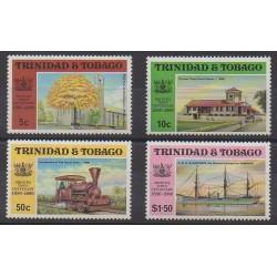 Trinité et Tobago - 1980 - No 409/412