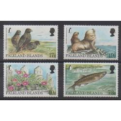 Falkland - 1997 - No 706/709 - Animaux