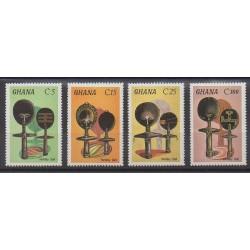 Ghana - 1987 - No 918/921 - Art