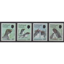 Falkland - 1986 - No 465/468 - Oiseaux