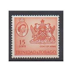 Trinité et Tobago - 1964 - No 203 - Armoiries