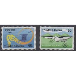 Trinidad and Tobago - 1986 - Nb 556/557