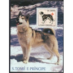 Saint Thomas and Prince - 2003- Nb BF 232 - Dogs