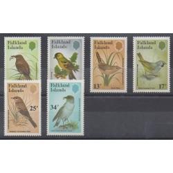 Falkland - 1982 - No 370/375 - Oiseaux