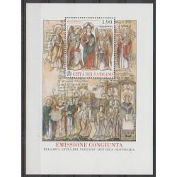 Vatican - 2013 - Nb F1632 - Religion