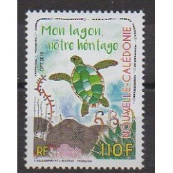 New Caledonia - 2019 - Nb 1364 - Environment