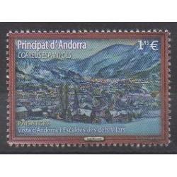 Spanish Andorra - 2018 - Nb 462 - Sights
