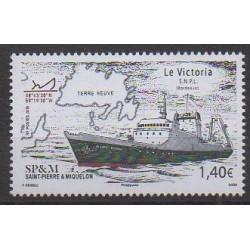 Saint-Pierre et Miquelon - 2019 - No 1216 - Navigation