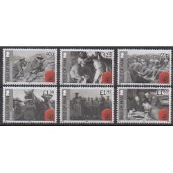 Man (Isle of) - 2014 - Nb 1943/1948 - First World War