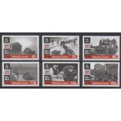 Man (Isle of) - 2014 - Nb 1983/1988 - Second World War