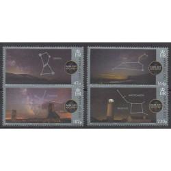 Man (Isle of) - 2014 - Nb 2005/2008 - Astronomy