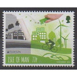 Man (Isle of) - 2016 - Nb 2248 - Environment - Europa