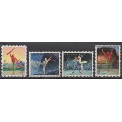 China - 1973 - Nb 1887/1890