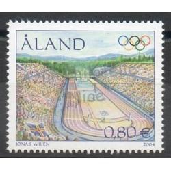 Aland - 2004 - No 240 - Jeux olympiques d'été