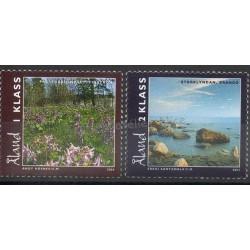 Aland - 2004- No 241/242 - Flore
