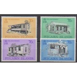 Pitcairn - 1987 - Nb 283/286