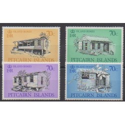 Pitcairn - 1987 - No 283/286