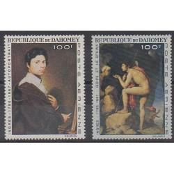 Dahomey - 1967 - No PA53/PA54 - Peinture