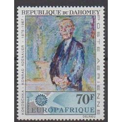 Dahomey - 1967 - No PA62 - Peinture