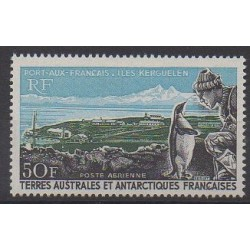 TAAF - Poste aérienne - 1968 - No PA14 - Sites - Polaire - Neuf avec charnière