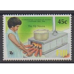 Fiji - 1988 - Nb 580