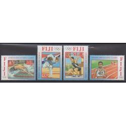 Fiji - 2004 - Nb 1024/1027 - Summer Olympics