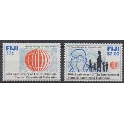 Fiji - 1992 - Nb 683/684