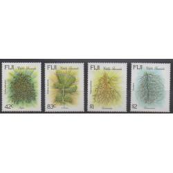 Fiji - 1994 - Nb 727/730 - Flora