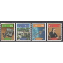 Fidji - 1996 - No 775/778 - Télécommunications