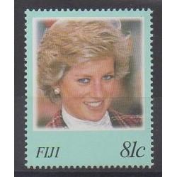 Fiji - 1998 - Nb 843 - Royalty