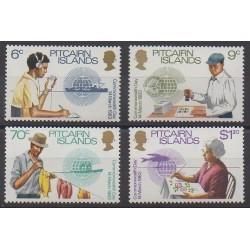 Pitcairn - 1983 - Nb 219/222
