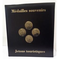 Album optima pour médailles touristiques