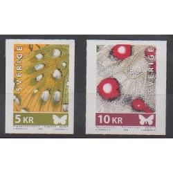 Suède - 2008 - No 2632/2633 - Insectes