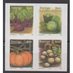 Suède - 2008 - No 2636/2639 - Fruits ou légumes