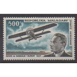 Madagascar - 1967 - Nb PA101 - Planes