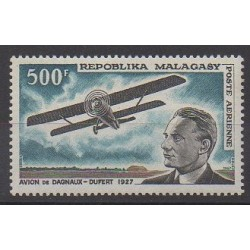 Madagascar - 1967 - No PA101 - Aviation