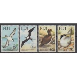 Fidji - 1985 - No 531/534 - Oiseaux
