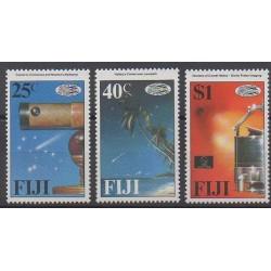 Fiji - 1986 - Nb 545/547 - Astronomy