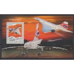 Djibouti - 2018 - Nb BF270 - Planes