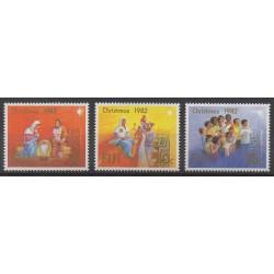 Fiji - 1982 - Nb 471/473 - Christmas
