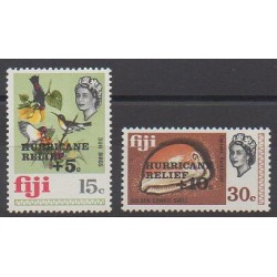 Fiji - 1972 - Nb 306/307