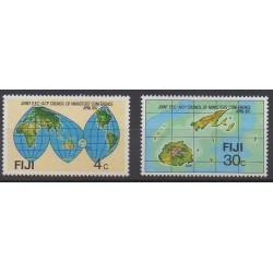 Fiji - 1977 - Nb 354/355