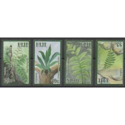 Fiji - 2009 - Nb 1214/1217 - Flora