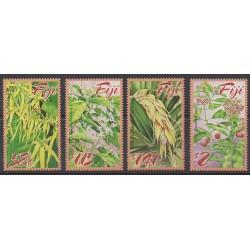 Fidji - 2005 - No 1040/1043 - Flore