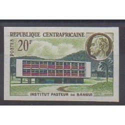 Central African Republic - 1961 - Nb 13ND - Science