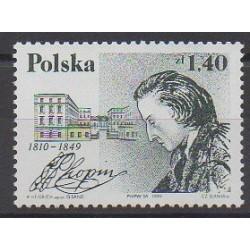 Pologne - 1999 - No 3564 - Musique